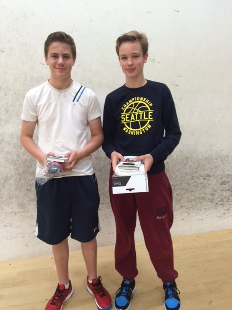 Conor Savill BU15 Pl R-up & Oli Moore BU15 Pl Winner.JPG