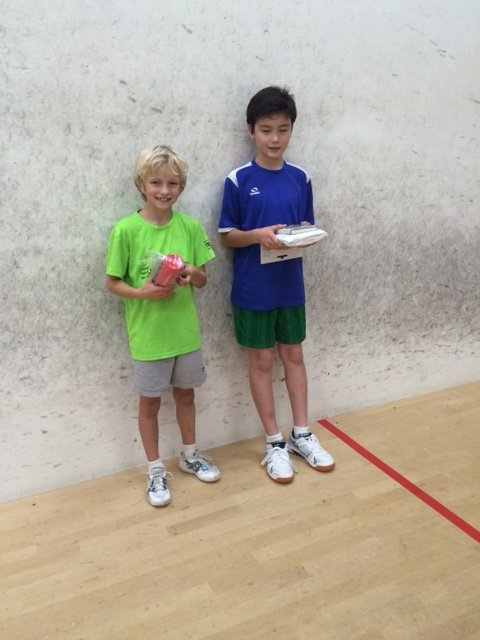 Felix Exelby BU13 Pl R-up & Joe Allgar BU13 Pl Winner.JPG