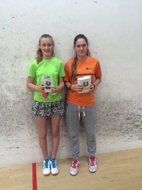 Izzy C-B GU15 Pl Winner & Charlotte Watt R-up (Phoebe Colman collecting).JPG