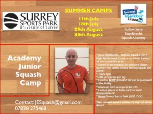 SSP Summer 2017 Camp