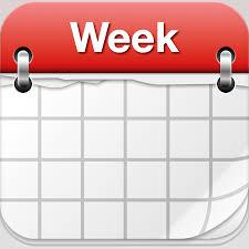 Surrey squash calendar