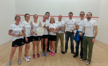 Success for Surrey M35 & W40 at the Inter Counties!