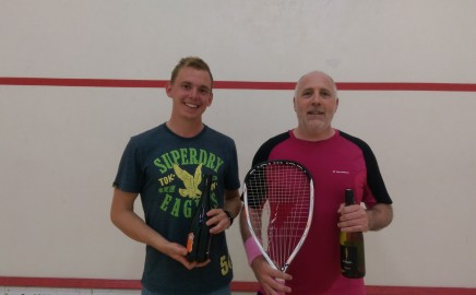 Racketball Results!