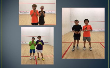 Winners of the Neil Deasi Event at Ashtead!