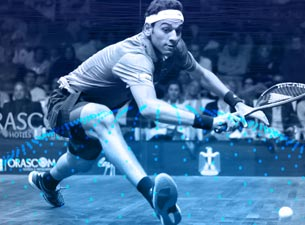 Channel Vas Squash Championships at St. George's Hill